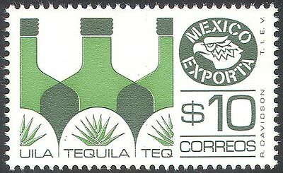 Mexico 1975 Exports/Tequila/Alcohol Industry/Trade/Commerce/Business 1v (n42095)