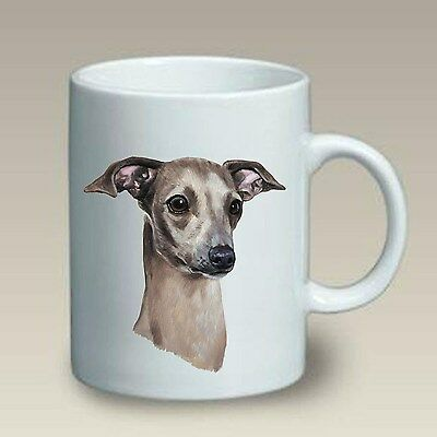 11 oz. Ceramic Mug (LP) - Italian Greyhound 46065