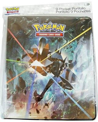 9-Pocket Portfolio - Pokemon Sun and Moon 3 Burning Shadows #85131