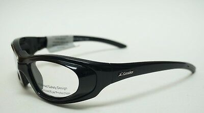 HILCO Leader T-Zone Sports Goggles Black, Demo Lens (For Rx-Lens ONLY) / RX28/30