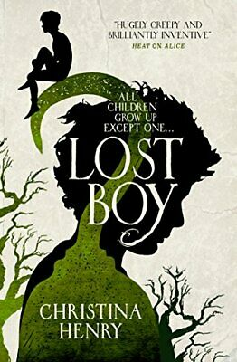 Lost Boy by Christina Henry Book The Cheap Fast Free Post