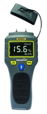 General Tools TS06 Bluetooth Connected Digital Moisture Meter