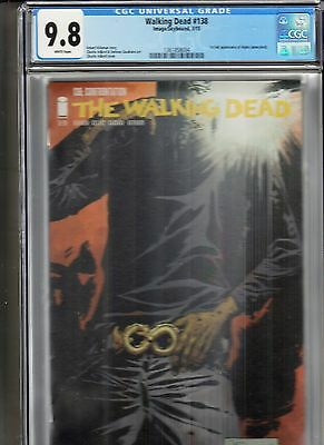Image The Walking Dead # 138 Cgc 9.8 Nm/m