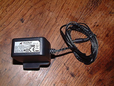 Ruckus Power Supply Adapter 12V 1A HK-AD-120A100-GB 740-64189-001