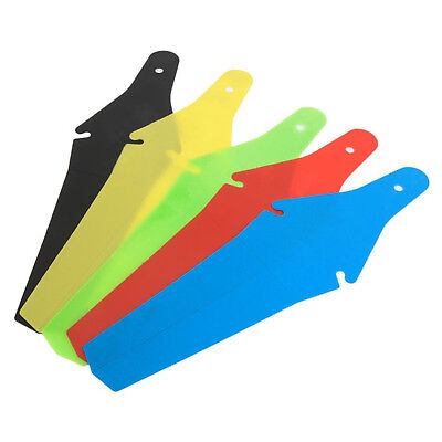 CHIC New Bicycle Extended Rear Ass Fender Saddle Clip Mudguards Road MTB saver