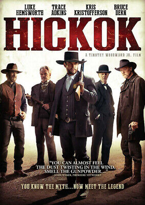 Hickok [New DVD] Widescreen