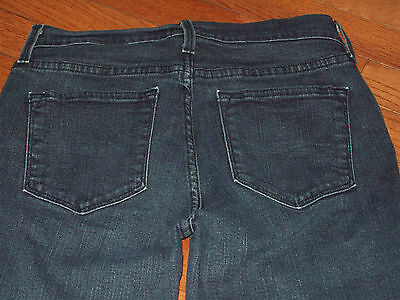 Womens Nydj Not Your Daughter's Jeans Straight Stretch Jeans Size 6
