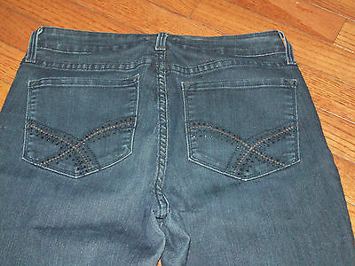 Womens Nydj Not Your Daughter's Jeans Boot Cut Stretch Jeans Size 8