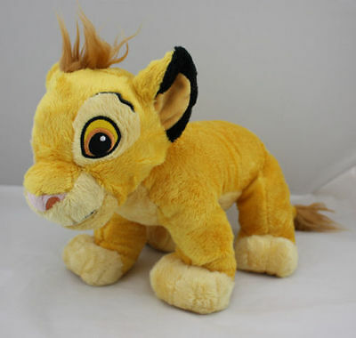 The Lion King Juvenile Baby Simba Plush Doll Figure Stuffed Toy 9 inch Gift
