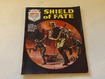BATTLE PICTURE LIBRARY NO 292,dated 1967!,GOOD FOR AGE,VERY RARE,50 yrs old.