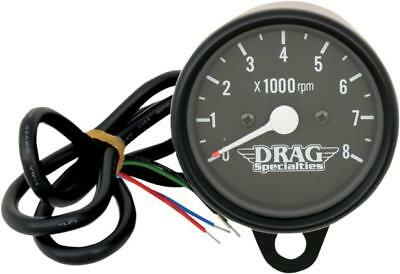 "DS Mini Electronic Tachometer 2.4"" Matte Black"