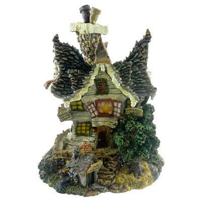 Boyds Bears Resin GRENVILLE & BEATRICES HOMESTEAD Bearly-Built Villages 19019