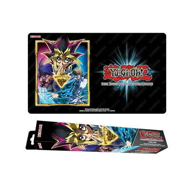 Yu-Gi-Oh! DARK SIDE OF DIMENSIONS Play Mat SPIELMATTE 60x32cm NEU+OVP Konami