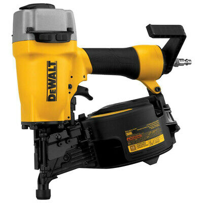 DEWALT 15 Degree 2-1/2 in. Coil Siding Nailer DW66C-1R Reconditioned