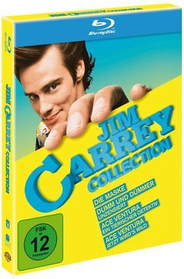 Jim Carrey Comedy Collection (Blu-ray Video)