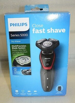 Philips S5130/06 Series 5000 Electric Dry Shaver + Trimmer Brand New Boxed