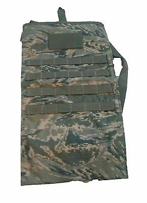 NEW ABU Tiger Stripe Airforce Molle Hydration Carrier DayPack Utility Tool Pouch