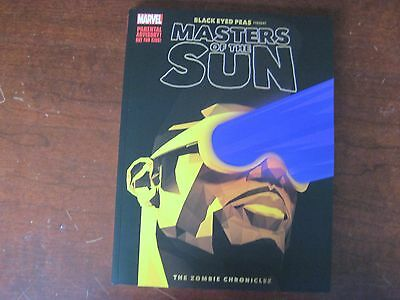 Marvel Comics Black Eyed Peas Masters Of The Sun The Zombie Chronicles