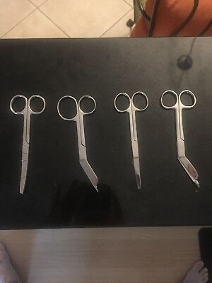 Surgical Stainless Steel Scissors