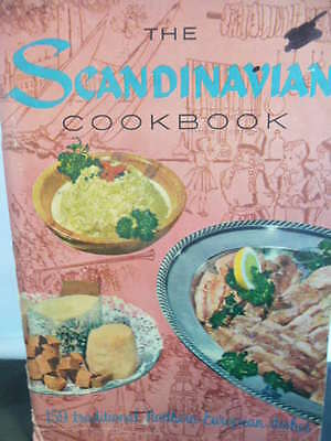 THE SCANDINAVIAN COOKBOOK 159 Northern European Dishes Cookbook Cookbooks