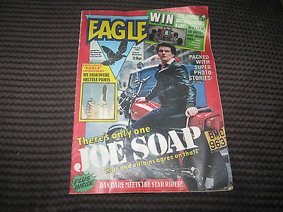 Eagle Comic 3Rd July 1982