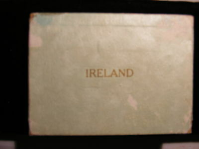Ireland WWII Era Type Set - All 6 Uncirculated - With Silver Coins