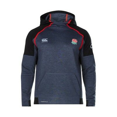 Canterbury Men's England Rugby Vaposhield Pullover Hoody