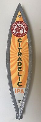 New Belgium Brewing Beer Tap Handle Citradelic IPA Full Size 11in