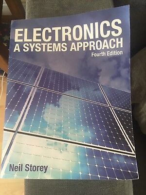 Electronics-  A Systems Approach