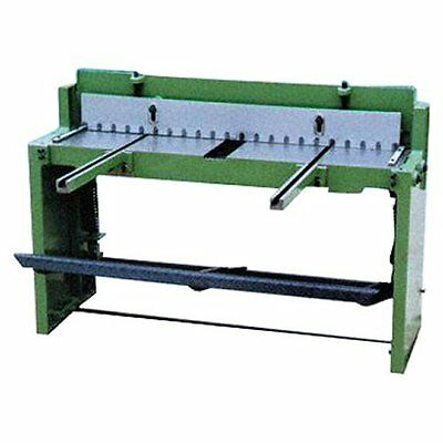 1320mm x1.5mm (52''x16GA) Sheet Metal Foot Shear / Guillotine