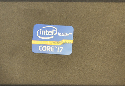 10 Intel Core i7 Inside Sticker 15.5 x 21mm For Laptop and Desktop USA shipping