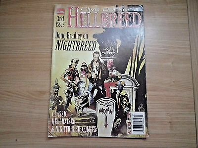 Clive Barker's Hellbreed 3rd Issue - #3 July 1995
