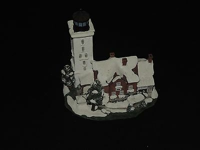 HARBOUR LIGHTS 1997 Presque Isle Pennsylvania #201 Lighthouse (G013)