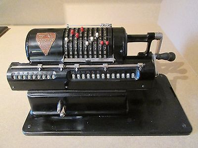 Antique Marchant XLA Calculating Machine *RARE