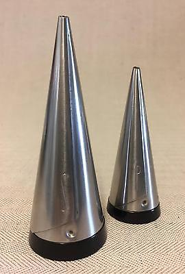 PETER FORSSELL GENSE SWEDEN SALT & PEPPER 1950s MID-CENTURY MODERNIST DESIGN