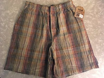 VINTAGE GOTCHA SHORTS SURF NWT NOS RARE Size XL Skate Mens 90's Board NEW COTTON
