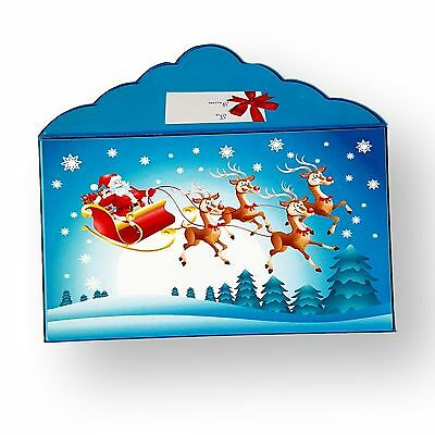 CW23 - Christmas Voucher/Gift/Money Wallet/Envelope/Pocket - Cards, Gifts