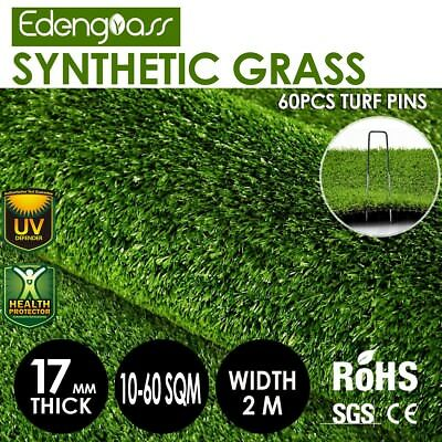 10-40 17mm SQM Synthetic Turf Artificial Grass Plastic Fake Plant Lawn Flooring