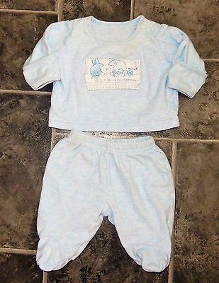 Baby Boy Set Age New Born From Matalan Vgc