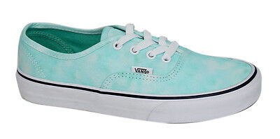 c40bfe4bdb7f2a Vans Authentic Lace Up Mens Womens Unisex Tie Dye Turquoise Plimsolls