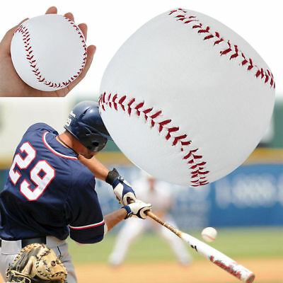 Sport 9'' Soft Leather Team Game Trainning Base Ball Softball Baseball Teenage