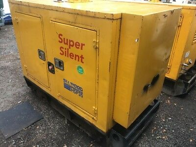 Selwood HSP35 Hydraulic Pump Power Pack Super Silent