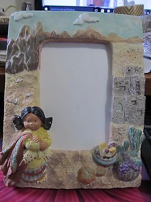 "Friends Of The Feather Picture Frame 5.5"" X 7"""