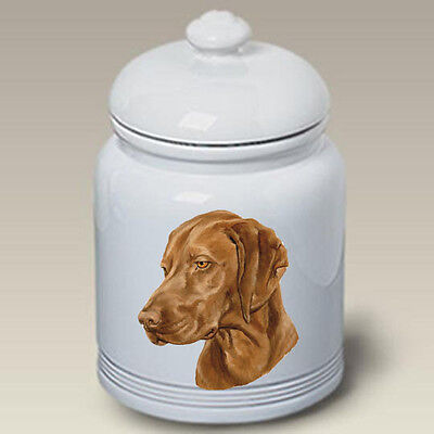 Ceramic Treat Cookie Jar - Vizsla (LP) 45052