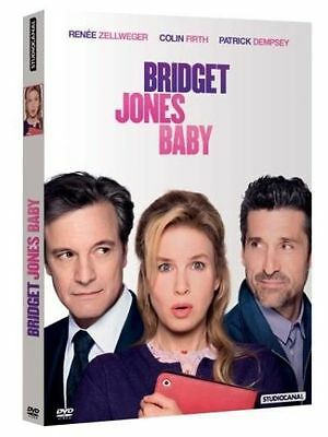 "DVD ""Bridget Jones Baby""    NEUF SOUS BLISTER"
