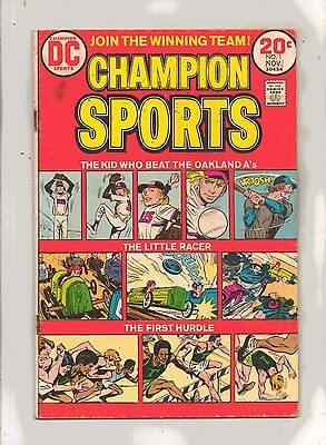 CHAMPION SPORTS No 1 JOIN THE WINNING TEAM!