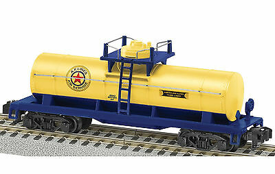 """Lionel American Flyer Lines 6-48442 """"Air Service"""" Single Dome Tank Car"""