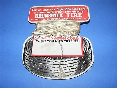 BRUNSWICK Tire Advertising Piece-Super-Strenght Cord-Cool
