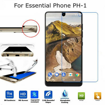 9H Full Coverage Tempered Glass Screen Protector Film For Essential Phone PH-1