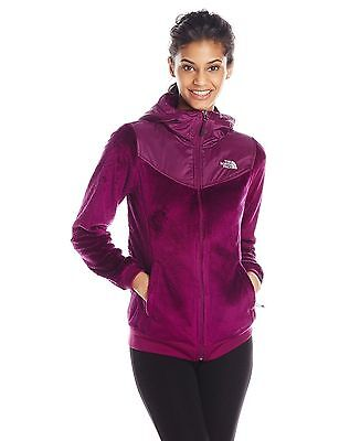 New Women's The North Face Oso Hooded Fleece Jacket Small